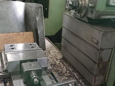 Anform park maszynowy 1